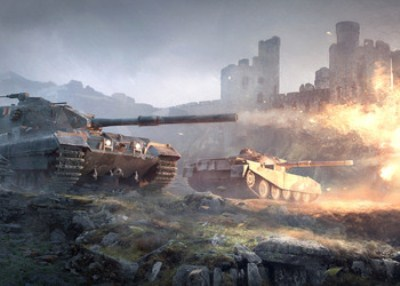 Портал игры world of tanks wargaming net