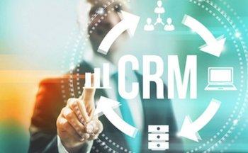 �������� ������ � ������� ������������ CRM-������